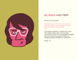 Bubba Ho-tep Review